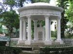 monument de lady Raffles
